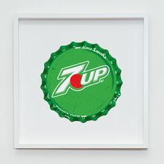 GO POP! Limited Edition Screenprint Vintage bottles caps for your home. Available to order on Kickstarter