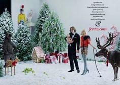 j crew christmas wonderland