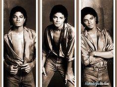 ♥♥♥MICHAE JACKSON♥♥♥  MJ TRIPTYCH SEXTASY!  ⭐  Triple Eyegasm!!