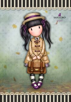Girl Cartoon, Cute Cartoon, Manga Comics, Little Doll, Cute Images, Illustration Girl, Illustrations, Cute Drawings, Rock Art