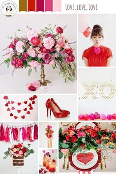 Love, Love, Love – Valentines Day Inspiration