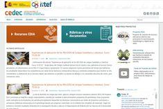 Artículo: Nuevo buscador de recursos en la web de CEDEC | Cedec Software Libre, Baccalaureate