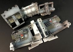 "The Modelling News: Clayton builds Bandai's AT-ST - ""Don't Call Me Chicken!"