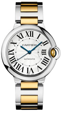 Cartier Ballon Bleu Women's Stainless Steel Watch