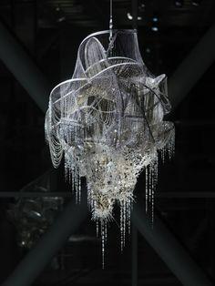 Sculpture by Lee Bul