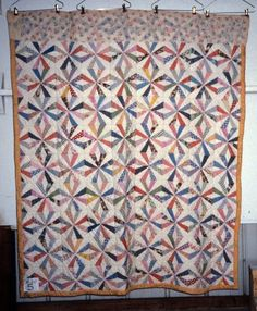 ENDLESS CHAIN QUILT.............PC