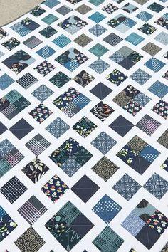 Scrap Lattice Quilt Scrappy Lattice is a great scrap quilt pattern . Scrap Lattice Quilt Scrappy Lattice is a great scrap quilt pattern to help you scrap b Scrap Quilt, Scrappy Quilt Patterns, Quilting Patterns Free, Fat Quarter Quilt Patterns, Easy Patterns, Quilt Baby, Quilting Projects, Quilting Designs, Quilting Ideas