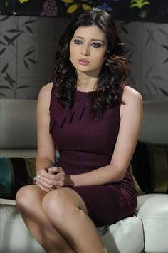 "Turkish Actress, Nurgül Yeşilçay | Aşk ve Ceza (""Love and Punishment"") TV Series. 2010-2011"