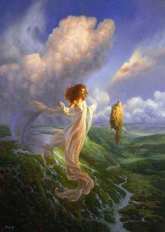 Christophe Vacher - Fantasy Art Fanatics