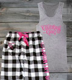 Country Girl Store - Juniors Country Girl ® Ribbed Tank