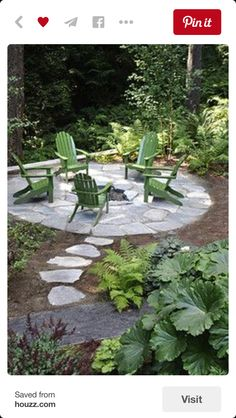 Fresh Frontyard and Backyard Landscaping Ideas Give your backyard or front lawn a fresh look this season with these gorgeous garden design ideas.Give your backyard or front lawn a fresh look this season with these gorgeous garden design ideas. Backyard Patio Designs, Small Backyard Landscaping, Diy Patio, Landscaping Ideas, Backyard Seating, Pavers Ideas, Sloped Backyard, Firepit Ideas, Small Patio