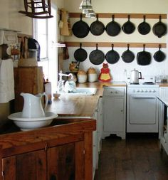 1000 Images About How To Store Cast Iron On Pinterest