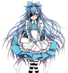 Fem Ciel in wonderland