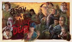Return of the Living Dead - Corlen Kruger