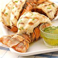 How to Cook Lobster Tails - @Gayle Roberts Merry Homes and Gardens