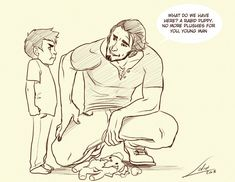 Portrait of the Hale's family from the tv series Teen Wolf. Papa Hale is scolding little Derek for ripping out Mr.Teddy bear's throat to shreds Characte. Teen Wolf Art, Teen Wolf Ships, Teen Wolf Dylan, Werewolf Stories, Sterek Fanart, Teen Wolf Memes, Wolf Stuff, Scott Mccall, Derek Hale