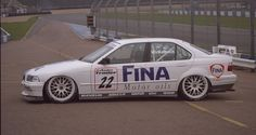 Winkelhock #22 BTCC E36 STW