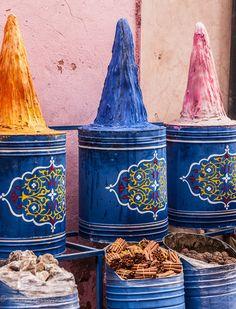 Spices Maroc