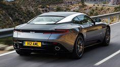 Este es el modelo más poderoso de #AstonMartin