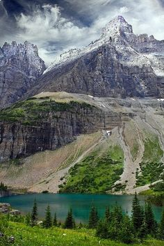 Iceberg Lake in Glacier National Park, Montana- Going here this summer!!