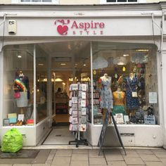 Vintage Oxford Visits: Aspire Style – Vintage Oxford