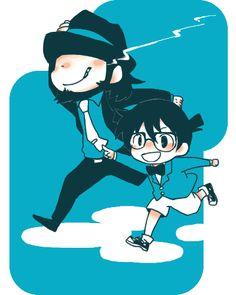 Detective Conan Case Closed Lupin III 名探偵コナンVSルパン三世