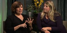 """Friends Candi and Lyndsey open up to Dr. Phil about their decades-long battle with their weight.    Candi went on her first diet when she was 10 years old. She recalls her mom saying, """"You're such a pretty girl but if you would just lose 5 pou..."""