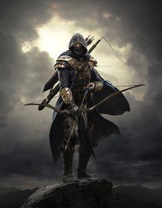 Elder Scrolls Online by Digital Dimension. ArtStation  © Bethesda Softworks LLC