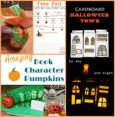 Fall Features at Craft Moms Share
