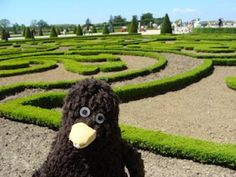 Erwin in Frankreich.