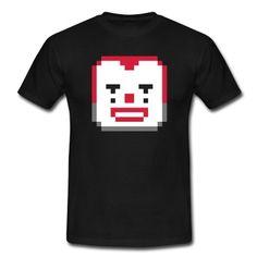Fictional villain clown