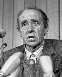 Heinrich Böll 1972