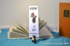 Bookmark FavorsUnique bookmarks Personalized by ArtBookmark