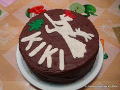 Kiki's Delivery Service Cake, Anime recipes ^-^