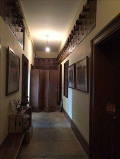 Servants' corridor
