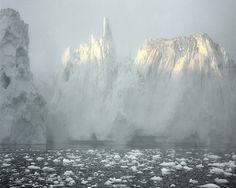 Olaf Otto Becker / Ilulissat icefjord 6 69°11`58``N, 51°07`08``W, 2003