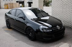 Black-out Jetta MKV via VWVortex