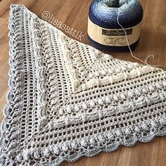 Ravelry: Project Gallery for Lost in Time pattern by Johanna Lindahl for my aunt Lajuanna
