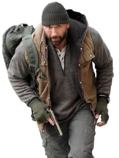 This vest can be found in the film trailers where Bautista style! The David Michael Bautista Jr Bushwick Hoodie Vest is lightweight outfit. Dave Bautista, Vest Jacket, Leather Jacket, Stud Muffin, Hooded Vest, Cotton Jacket, Perfect Man, Mens Clothing Styles, Gym Motivation