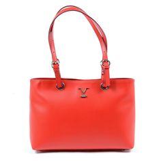 V 1969 Italia Womens Handbag Red GLORY