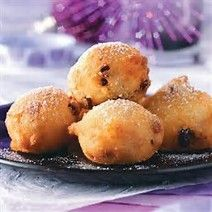 Buttermilk Berry Fritters | The Cooking Insider