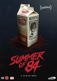 Lato 84 / Summer of 84 (2018) – Szukaj wGoogle Best Movie Posters, Horror Movie Posters, Horror Movies, Horror Icons, Cinema Posters, Film Posters, Full Movies Download, Scary Movies, Horror Films