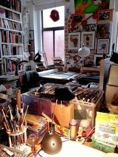 Julia Breckenreid - Refuge at the Kroninger Studio