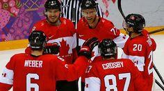 Canada wins gold!