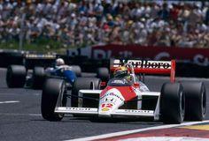 #AyrtonSenna #SennaWeek #FormulaOne #Formula1 #F1 +McLaren #20years #RememberSenna 1988 Ayrton Senna Marlboro McLaren MP4/4 - Honda RA168E 1.5 V6T Ayrton Senna of Brazil in action in his McLaren Honda during the Grand Prix of France in the circuit Paul Ricard in France. 29 May 1988