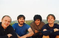 Explosions in the sky.....Your hand in Mine. these guys are responsible for some fantastic music and some long car rides.