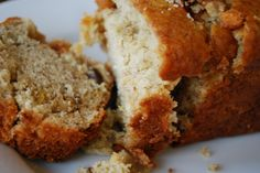 Banana-Pear Bread Recipe