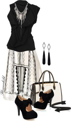 """Lunch with Ms. Westwood"" by flowerchild805 ❤ liked on Polyvore"