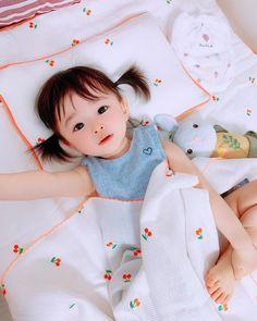 Cute Asian Babies, Korean Babies, Asian Kids, Cute Babies, Cute Little Baby, Cute Baby Girl, Little Babies, Baby Boy, Kids Girls