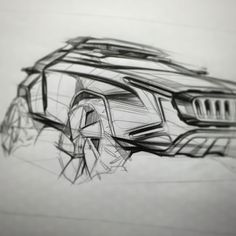 283th Sketch Demonstration www.skeren.co.kr / 02-548-2498 #cadesign #carsketch…